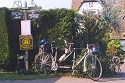 Thumbnail of 'Flying Gate' Tandem outside T.J. Cycles